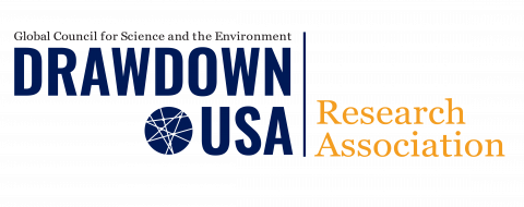 Gloabal Council for Science and the Environment Drawdown USA Research Association logo