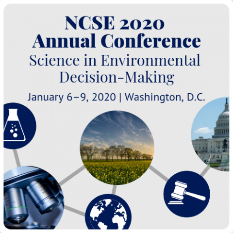 NCSE 2020: Science in Environmental Decision-Making