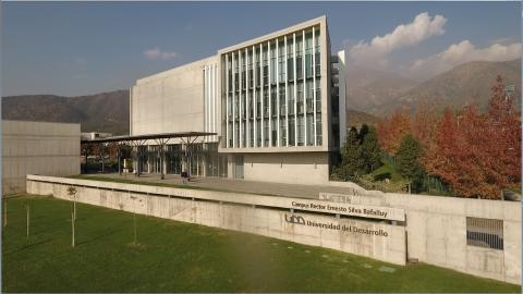 Photo of Universidad del Desarollo campus and buildings
