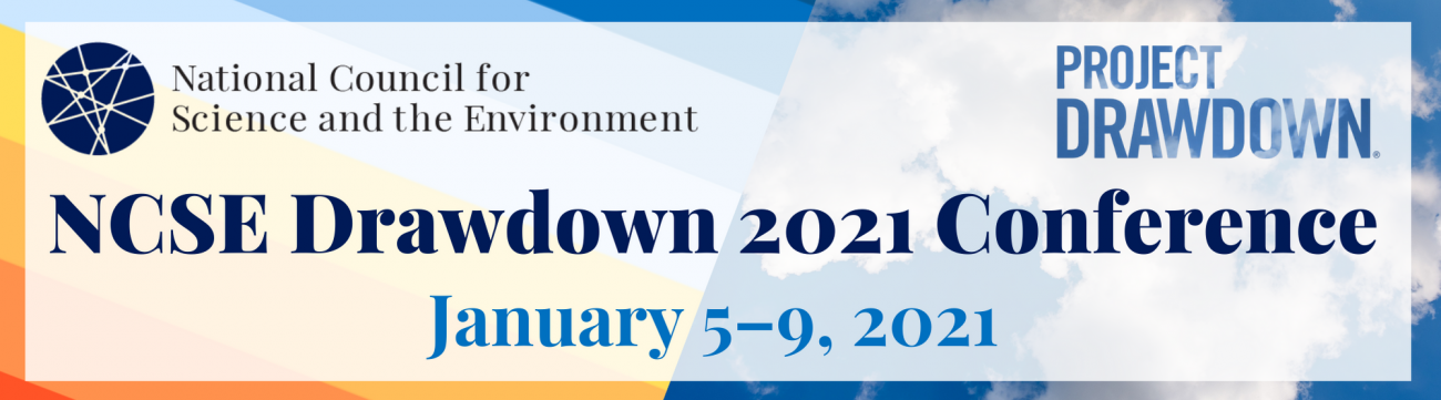 NCSE Drawdown 2021 Conference