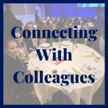 Connecting With Colleagues