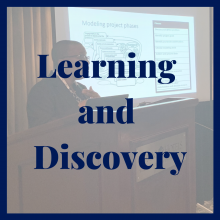 Learning and Discovery